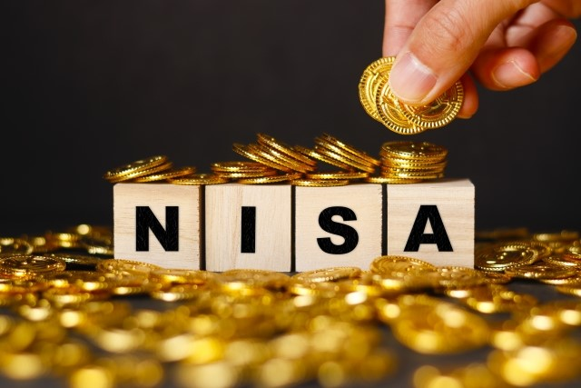 NISAイメージ写真