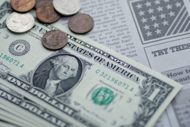ドル紙幣イメージ写真