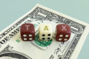 キャピタルゲイン税
